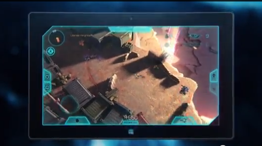 Halo Spartan Assault Windows Phone 8
