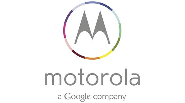 New Motorola Google Logo