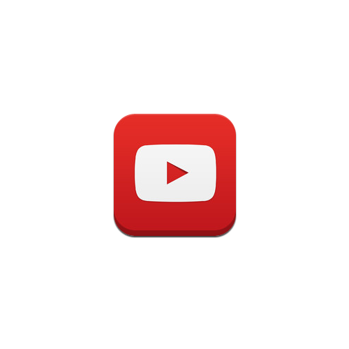 New YouTube iOS icon