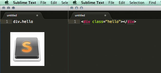 Helpful Sublime Text Shortcut