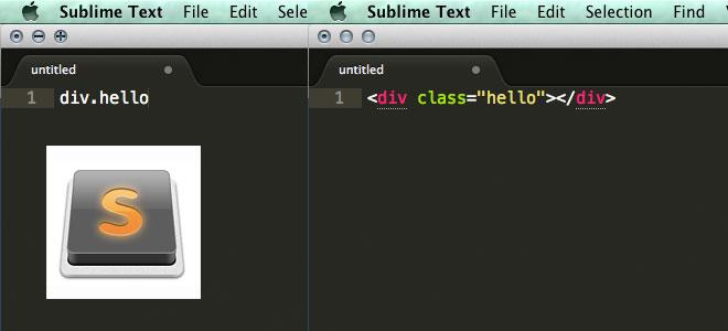 Helpful Sublime Text Shortcut