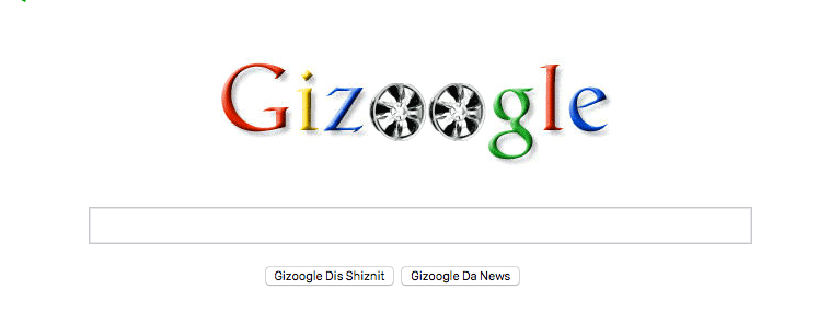 Gizoogle Translates your site gangster