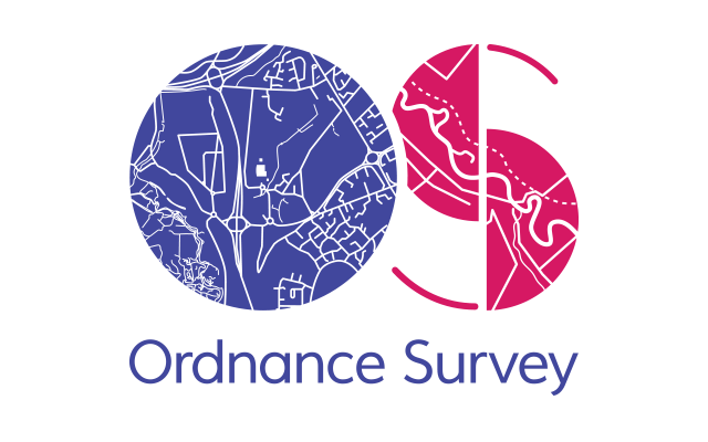 Ordnance Survey Re Branding Logo Design